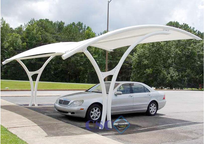 Carport Tenda Membrane