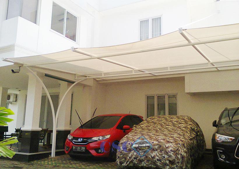 Desain Canopy Rumah