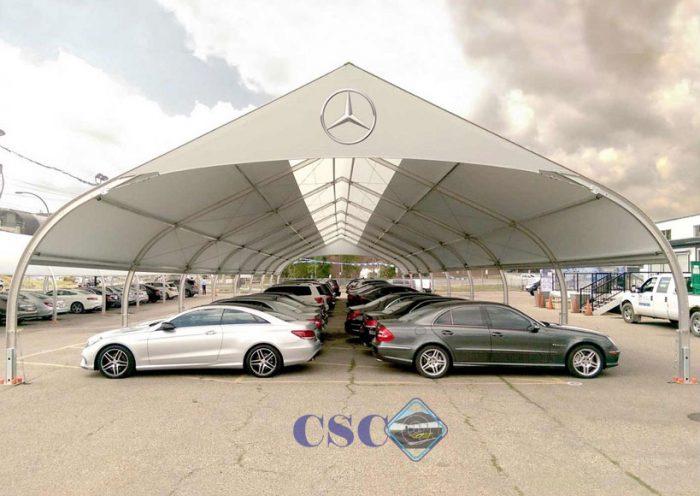 Tenda Membrane Untuk Carport