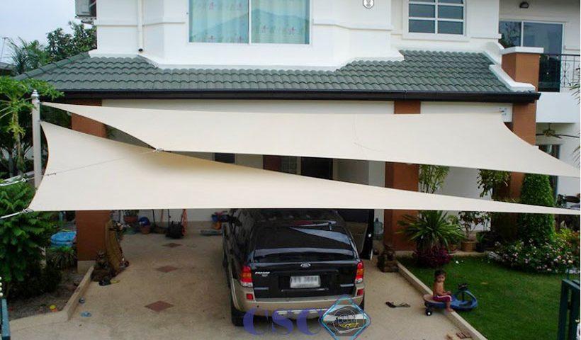 Kanopi Tenda Membrane Untuk Carport
